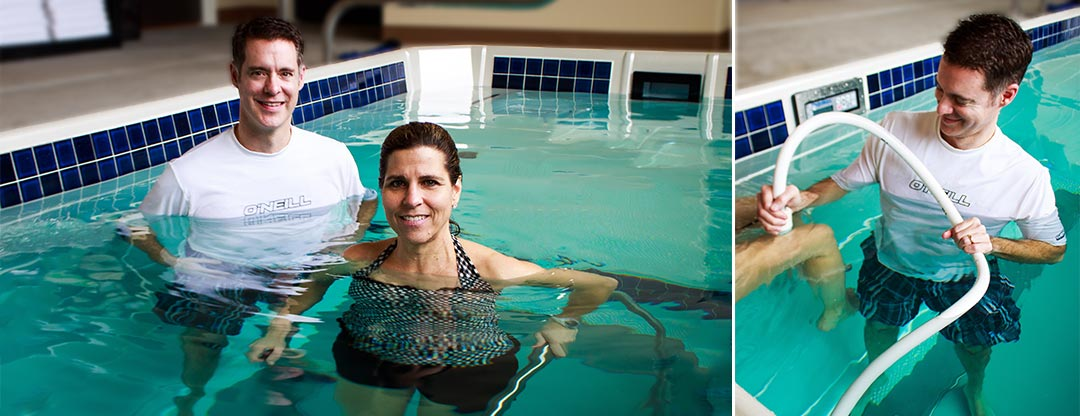 services - aquatic therapy